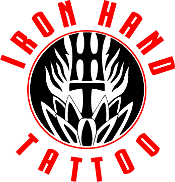 Iron Hand Tattoo